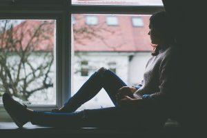 抑鬱症和情緒低落