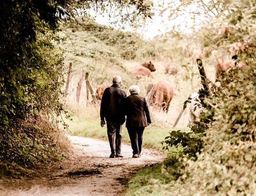 老人家容易患上憂鬱症嗎
